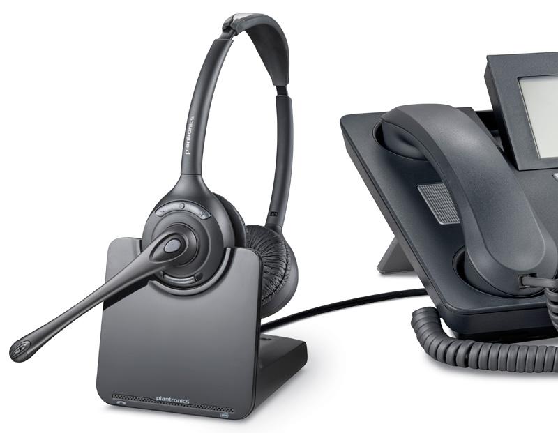 Headsetsysteme - Plantronics CS500-Serie