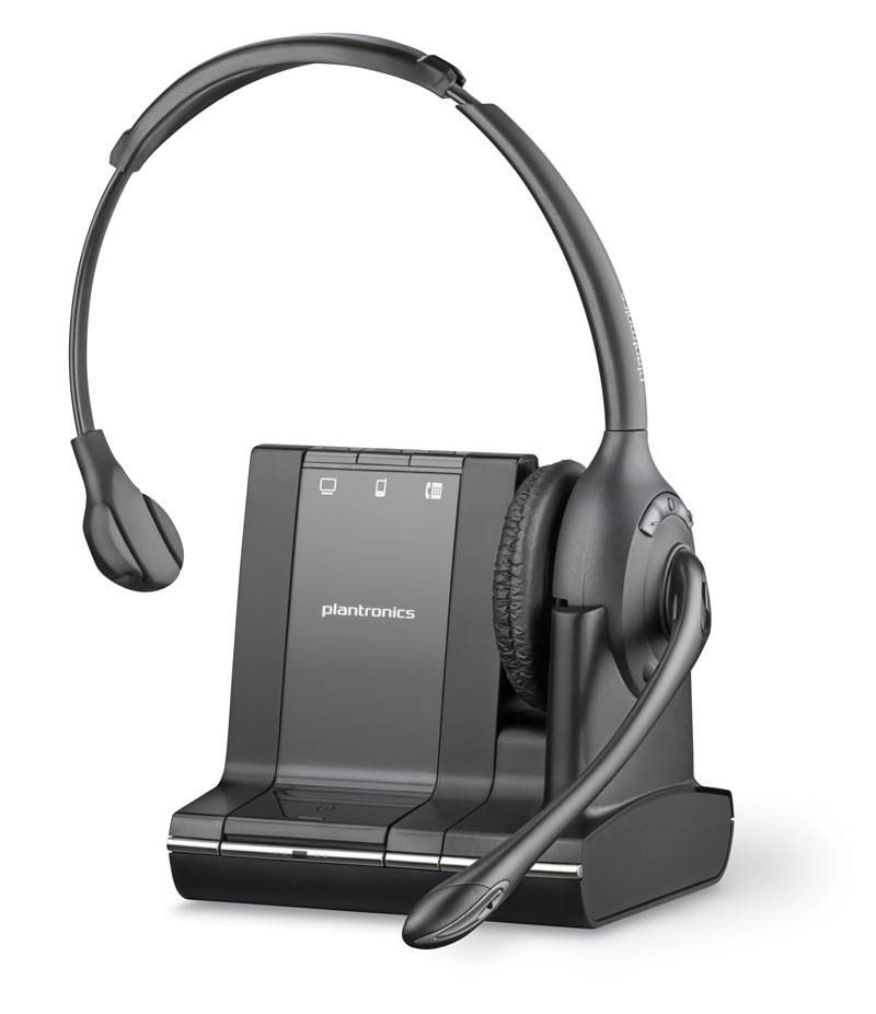 headsetsysteme headset plantronics savi 700 serie. Black Bedroom Furniture Sets. Home Design Ideas